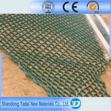 Géocellule en HDPE pour couvrir les mines