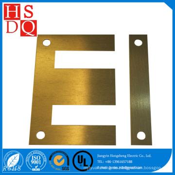 EI Silizium Eisenkern Transformator mit Löchern