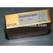Authorized NSK Angular contact ball bearing/screw ball bearings 20TAC47B SUC10PN7B