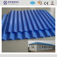 hochwertige verzinkte Farbe beschichtete Aluminium Stahl Dach Fliese Panel Verkleidung
