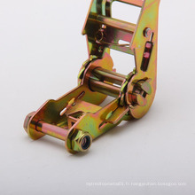 Best-sale boucle à cliquet pour bracelet avec poignée en plastique