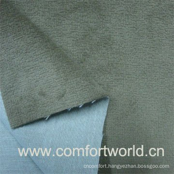 Etched-out Soft Velour With T/c Back