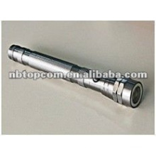 3 LED Telescopic Flashlight With Magnet