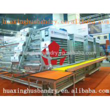 Labor saving chicken egg collecting machine for chicken house