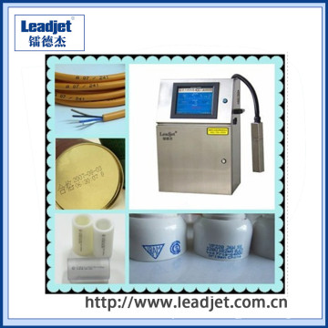 Industrial Continuous Digital Flex Expiry Date Printing Machine