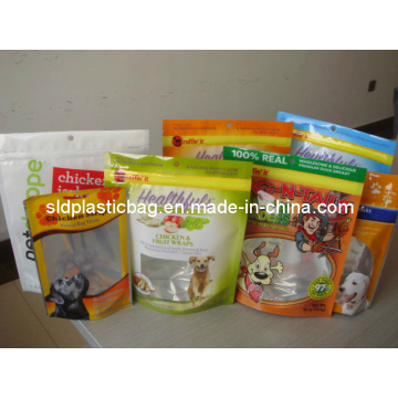 China Factory Wholesale sac en plastique pour animaux de compagnie (L001)