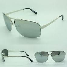 óculos de sol de metal promocional para homem (03158 c5-454a)