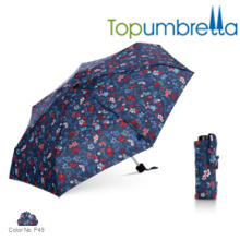 2018 más nuevos súper diminutos paraguas plegables MINI con bolsa 2018 los más nuevos súper diminutos paraguas plegables MINI con bolsa