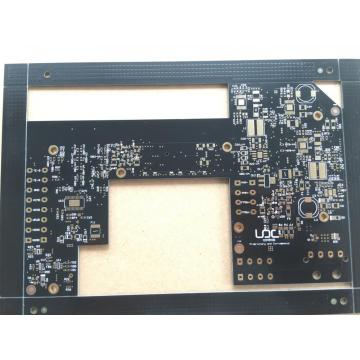 8 layer TG170 via in pad PCB