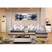 Moderno mercado mayorista muebles de bajo precio Sofá conjunto