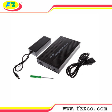 3.5 SATA External HDD Hard Drive Case