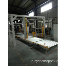 Mesin pembungkus Automatic Stretch Wrapper