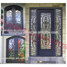 Used apartment wrought iron door