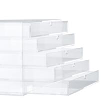 Clear Acrylic Makeup Cosmetics Organizer Multipurpose Box