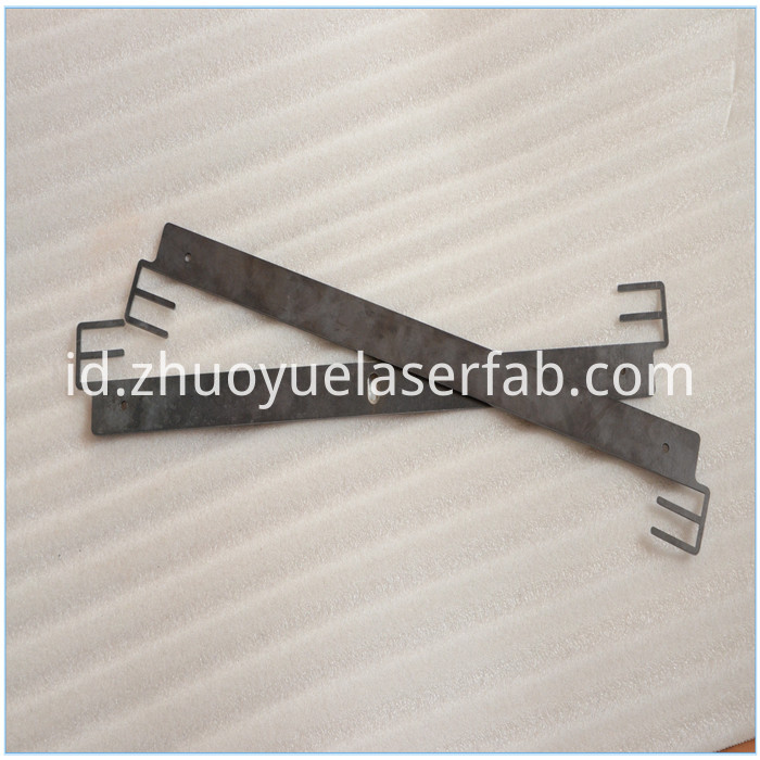 carbon steel laser cutting part