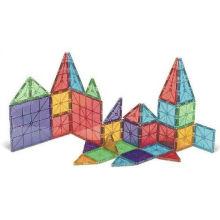 Painel magnético magna azulejos 3-D magnético edifício telhas