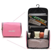 420d Polyester Promotional Cosmetic Wash Toiletry Bag (YKY7525)