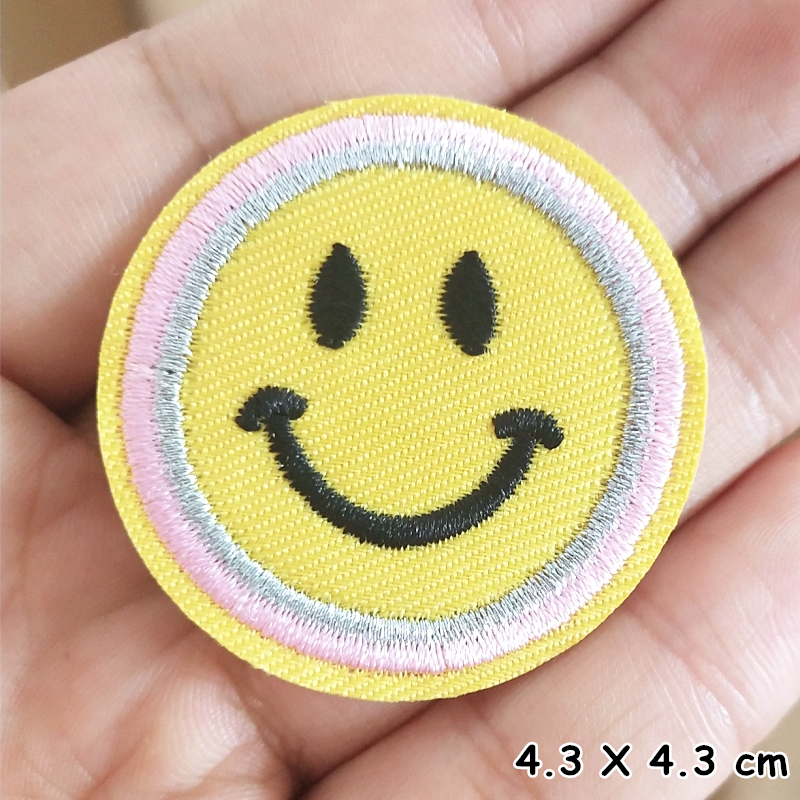 Iron On Clothes Badge Embroidery