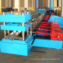 2017 new design hebei xinnuo highway guard barrier floor tile making machine price