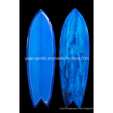 Hochleistungsfisch Surfboard zum Surfen