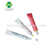 Caneta em forma de pasta de dente para promoção