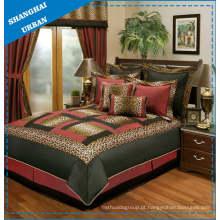 5 PCS Microfiber Bedfor Comforter (conjunto)