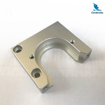 OEM CNC Machining Anodizing Aluminum Parts Spacer Plate