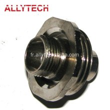 Precision Components de Machine CNC