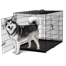 China Manufacturers for Metal Pet Cage Dog Crates for Cars export to Palau Supplier