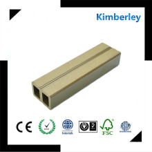 Chinese High Quality WPC Joist with Wood Texture for Countyard WPC Decking