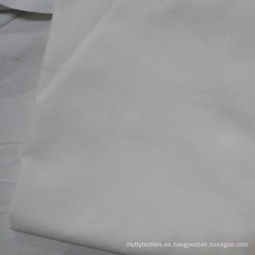 Ropa de cama de lujo TC300 Percal color sólido de color blanco