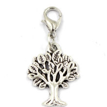 Fashion Life Tree Charms Pendant Zinc Alloy Jewelry Findings