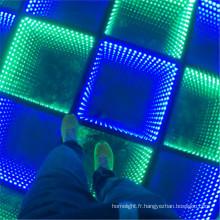 Danse interactive étoilée allumée par étape de 50X50cm DMX LED Starlit