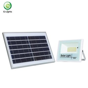 Super bright 25 40 60 100 watt outdoor IP66 waterproof wall mounted parking garage led solar flood light price