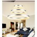 Nouvel éclairage de haute qualité de salle de l'hôtel superbe LED Hall