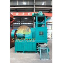 Machine de presse de boule de poudre de charbon actif / coke avec de bonnes performances