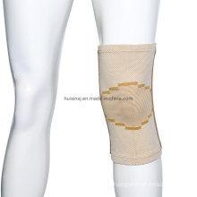 Spandex Spring Knitted Knee Sleeve Kb-04