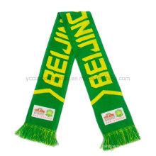 Высокое качество Лучшие популярные 100% акриловые шарф женщин вязаные шарфы