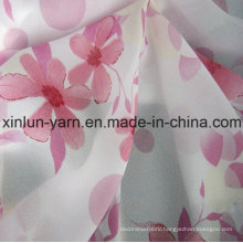 Wholesale New Design Chiffon Printed Fabric for Dress