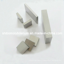 99.95% Pure Polished Molybdenum Square Plates