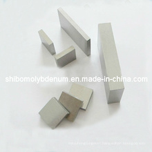 99.95% Pure Polished Molybdenum Square Plates