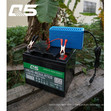 12V4A Automatic Trickle Lead acid battery Charger Storage Battery Charger