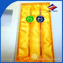 Fábrica de mayoristas de bajo precio personalizado cuadro de papel marcador