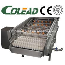 SUS304 dates ligne de production / date machine à laver / machine à laver les légumes à tige