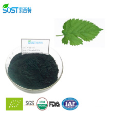 Water Soluble Organic Chlorophyll Food Supplement