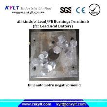 Batería de plomo-ácido Pb Buje Automotriz Positivo Inyección Die