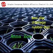 High Grade Grass Rubber Mat Used Outdoor Rubber Mats