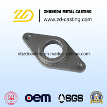 OEM Carbon Steel Investment Casting with SGS Certified Manufacturer