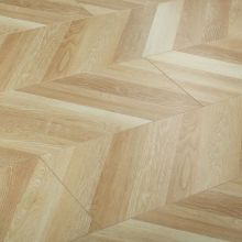 Revestimento de madeira estratificado de Herringbone do MDF de 8mm AC4