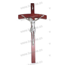 Arts and Craft True Religious Cross, Religious Wooden Statue
